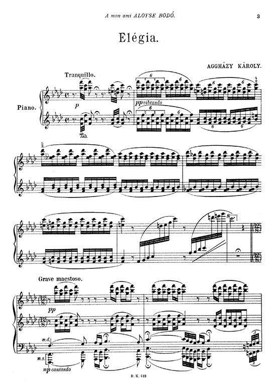 Elegia Piano