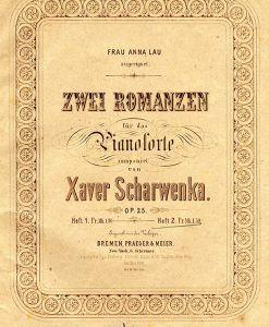 Zwei-Romanzen-Op.25
