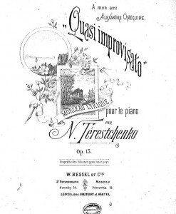 terestchenko--improvisato