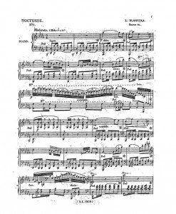 Blahetka---Two-Nocturnes-1.Op