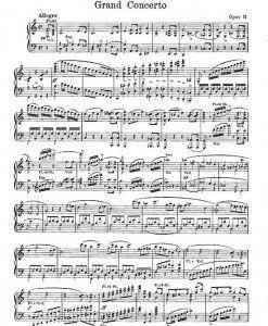 Kohler---Weber-Piano-Concerto-No.1-Op