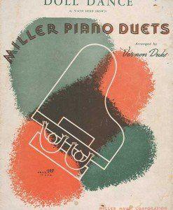 Brown-Duke_Doll-Dance-(piano-duet)